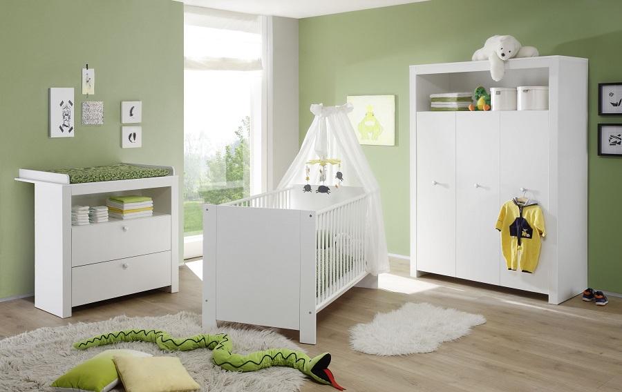 OLIVIA Białe meble dla dzieci