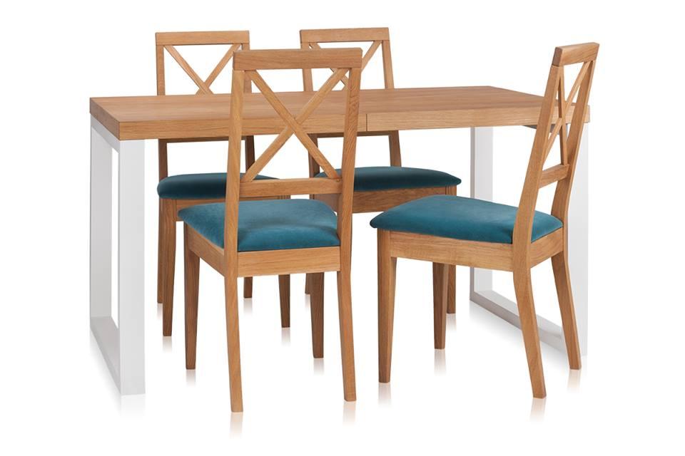 Krzesła i stoły