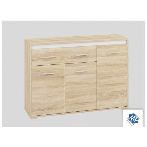 AVO 13 Komoda z 1 szufladą i 3 drzwiczkami
