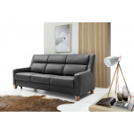 WAY sofa 3F - z funkcją spania tkanina