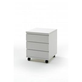 Sydney kontenerek biały lakier szuflady 40043CW4