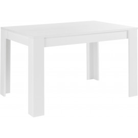 FIRENZE stół 180 lakier biały rozkładany