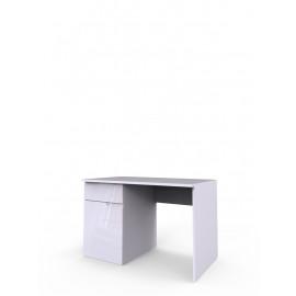 Selene 14 biurko białe kompustreowe