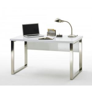 Sydney biurko lakierowane białe 40121CW5