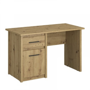 AYSON biurko 1d1s/120 dąb artisan