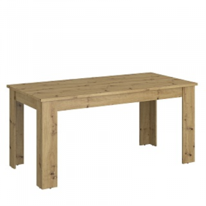 AYSON stół rozkładany 160/210 dąb artisan