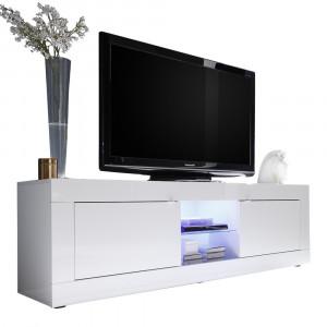 szafka RTV BASIC biała lakier 209015-02
