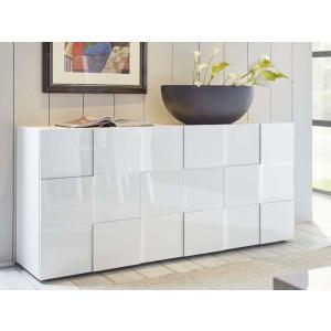 DAMA komoda lakier biały 209008-05