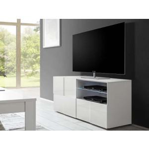 DAMA stolik telewizyjny lakier biały 209008-01