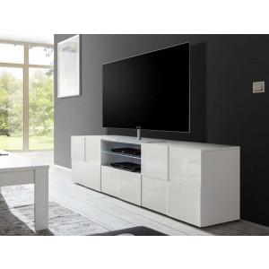 DAMA stolik telewizyjny lakier biały 209008-02