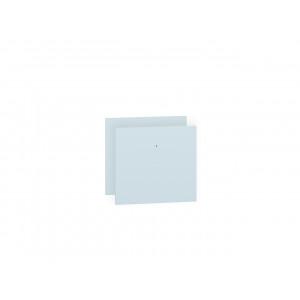 ELMO 20-002 Fronty niebieskie wymienne (2 szt) do kontenerków