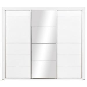 IRMA szafa ubraniowa garderoba IM15 biała