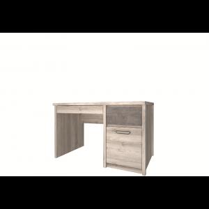 JAZZ biurko 1d2s/120 kasztan nairobi / onyx