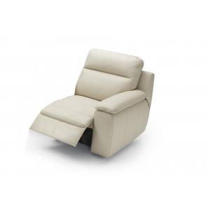 LIBRETTO narożnik modułowy - element relax elektryczny tkanina