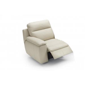 LIBRETTO narożnik modułowy - element relax manualny tkanina