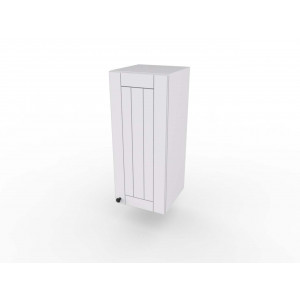 LORA szafka kuchenna biała mdf styl prowansalki model - zabudowa kuchenna