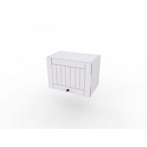 LORA WOG6/36/58  szafka kuchenna wisząca nad słupek biała 60