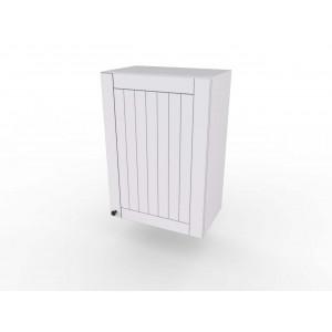 LORA W45 szafka zabudowa kuchenna 50 cm kolor biały front MDF
