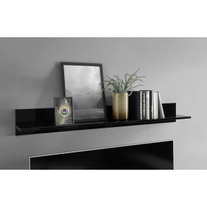 MANGO półka czarna 208071-33