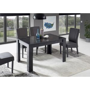 MANGO stół 137 czarny 348131AL