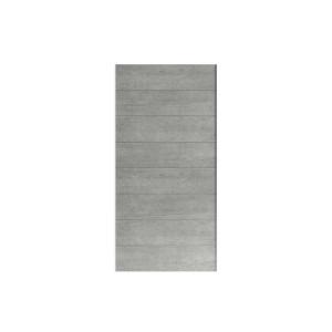 MOORE 24YOIO27 Drzwi pojedyncze 8-częściowe do szafy 150 cm Beton colorado