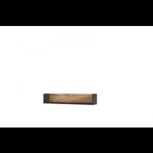 NICOLE półka 110 dąb wotan / matera