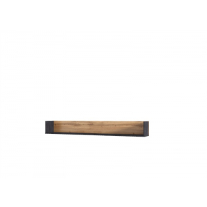 NICOLE półka 160 dąb wotan / matera
