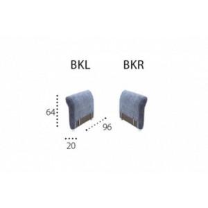 NITRA BKL/BKR Moduł bok
