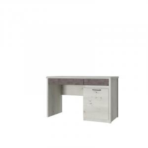 NONELL biurko 1d2s/120 olcha polarna / onyx