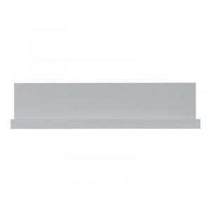 OLE półka biała matowa