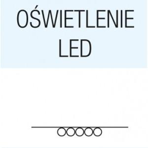 25TABI07 TAŚMA LED 1 x 1150 mm bez zasilacza