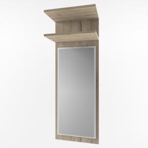 OSKAR panel z lustrem 45 dąb san remo