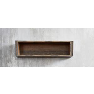 PRISMA regał wiszący - półka / styl industrialny