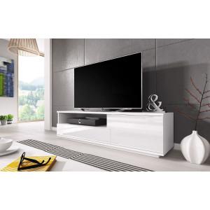 Muza szafka pod telewizor biała
