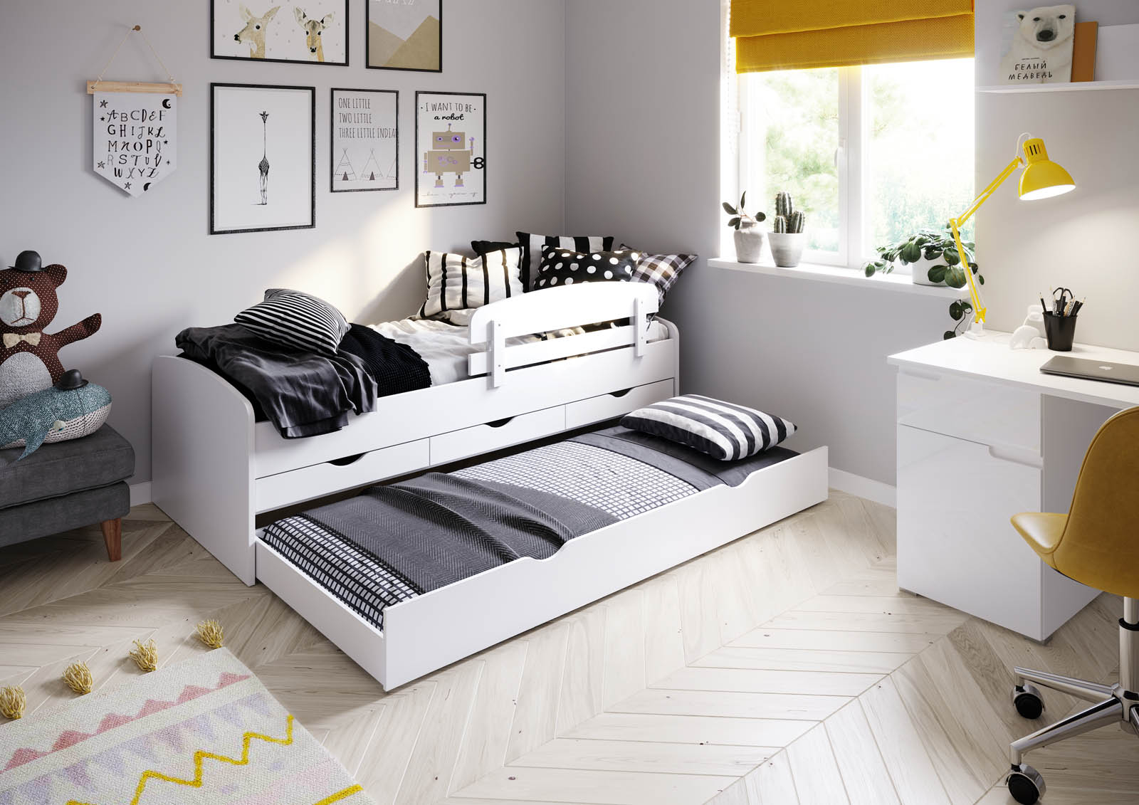 Nicole Barierka Do łóżka