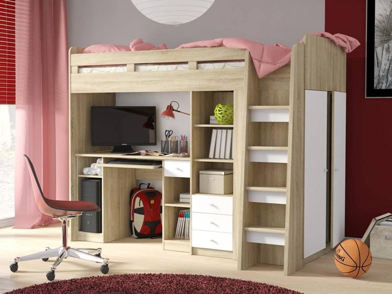 umeblowanie pokoju dla dziecka