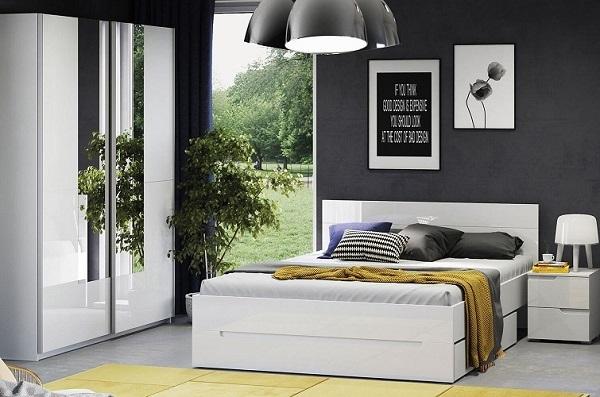 selene sypialnia